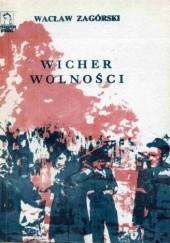 Okładka książki Wicher wolności Lech Grzybowski
