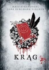 Okładka książki Krąg Mats Strandberg,Sara Bergmark Elfgren