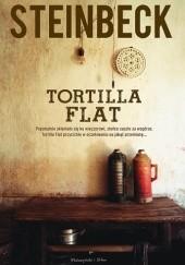 Okładka książki Tortilla Flat John Steinbeck
