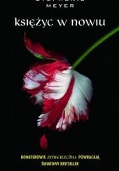 Okładka książki Księżyc w nowiu Stephenie Meyer