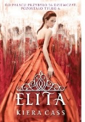 Okładka książki Elita Kiera Cass
