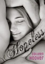 Okładka książki Hopeless Colleen Hoover