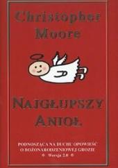 Okładka książki Najgłupszy anioł Christopher Moore