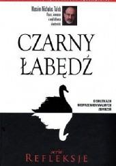 Okładka książki Czarny łabędź Nassim Nicholas Taleb