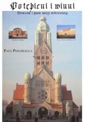 """Okładka książki Paul Pogodalla """"Potępieni i winni"""""""