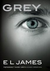 Okładka książki Grey E L James