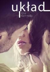 Okładka książki Układ Elle Kennedy