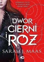 Okładka książki Dwór cierni i róż Sarah J. Maas