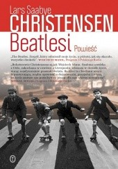 Okładka książki Beatlesi Lars Saabye Christensen