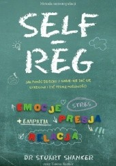 Okładka książki SELF-REG Stuart Shanker