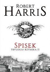 Okładka książki Spisek Robert Harris