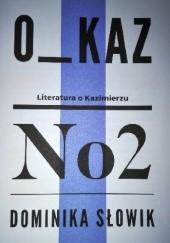 Okładka książki Sanatorium Dominika Słowik