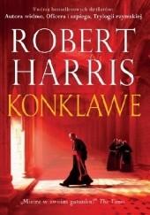 Okładka książki Konklawe Robert Harris