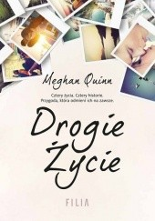 Okładka książki Drogie życie Meghan Quinn
