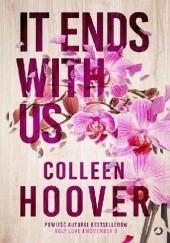 Okładka książki It Ends with Us Colleen Hoover