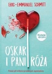 Okładka książki Oskar i Pani Róża Éric-Emmanuel Schmitt