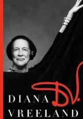 Okładka książki D.V. Diana Vreeland