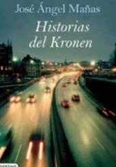 Okładka książki Historias del Kronen José Ángel Mañas