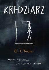 Okładka książki Kredziarz C.J. Tudor