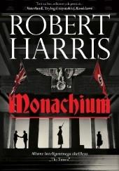 Okładka książki Monachium Robert Harris