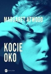 Okładka książki Kocie oko Margaret Atwood