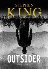 Okładka książki Outsider Stephen King