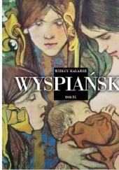 Okładka książki Wielcy malarze tom 31 Wyspiański Luba Ristujczina