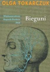 Okładka książki Bieguni Olga Tokarczuk