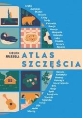 Okładka książki Atlas szczęścia Helen Russell