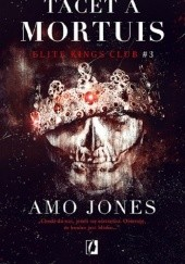 Okładka książki Tacet a mortuis Amo Jones