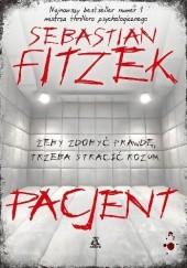 Okładka książki Pacjent Sebastian Fitzek