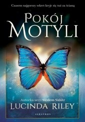 Okładka książki Pokój motyli Lucinda Riley