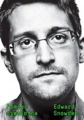 Okładka książki Pamięć nieulotna Edward Snowden