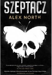 Okładka książki Szeptacz Alex North