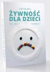 Okładka książki Żywność dla dzieci Anna Makowska