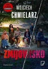 Okładka książki Żmijowisko Wojciech Chmielarz
