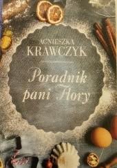 Okładka książki Poradnik pani Flory Agnieszka Krawczyk