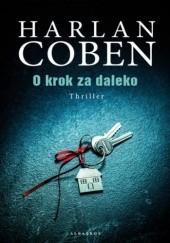 Okładka książki O krok za daleko Harlan Coben