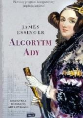 Okładka książki Algorytm Ady James Essinger