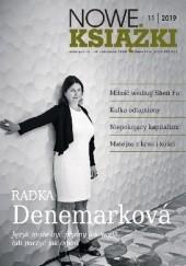 Okładka książki Nowe Książki nr 11 / 2019 Radka Denemarková,Jan Gondowicz,Adam Poprawa,Redakcja miesięcznika Nowe Książki