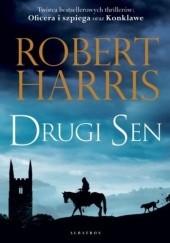 Okładka książki Drugi Sen Robert Harris