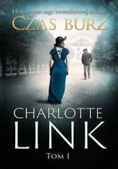 Okładka książki Czas burz Charlotte Link