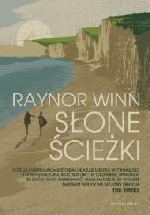 Okładka książki Słone ścieżki Raynor Winn
