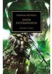 Okładka książki Anioł exterminatus Graham McNeill
