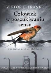 Okładka książki Człowiek w poszukiwaniu sensu Viktor E. Frankl