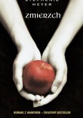 Okładka książki Zmierzch Stephenie Meyer