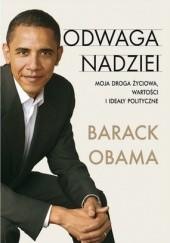 Okładka książki Odwaga nadziei Barack Obama