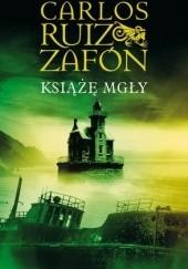 Okładka książki Książę Mgły Carlos Ruiz Zafón