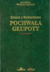 Okładka książki Pochwała głupoty Erazm z Rotterdamu