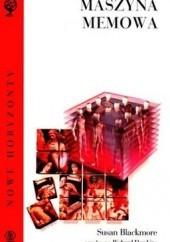 Okładka książki Maszyna memowa Susan Jane Blackmore